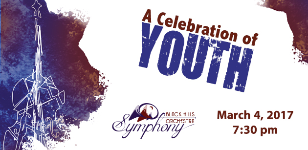 BHSO – A Celebration of Youth – Performing Arts Center, Rapid City